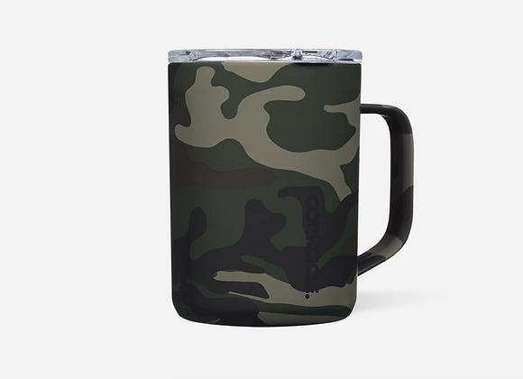 Woodland Camo 16oz Mug