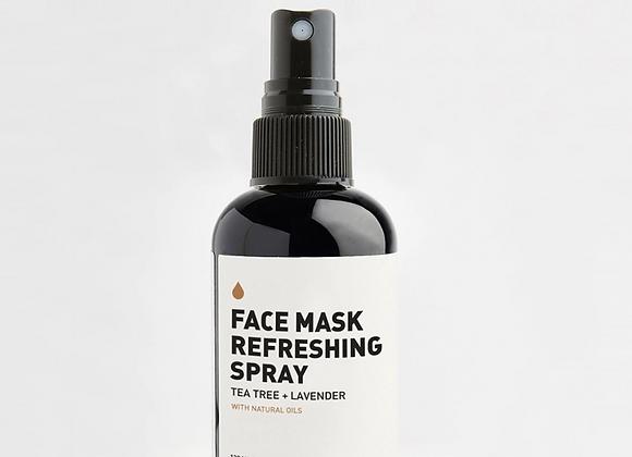 Tea Tree & Lavender Face Mask Refreshing Spray
