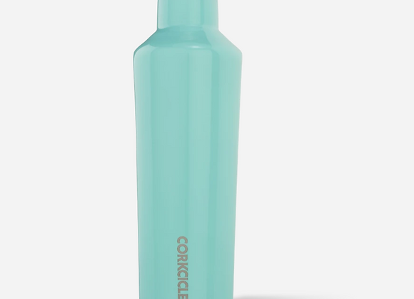 Gloss Turquoise 16oz Canteen Bottle