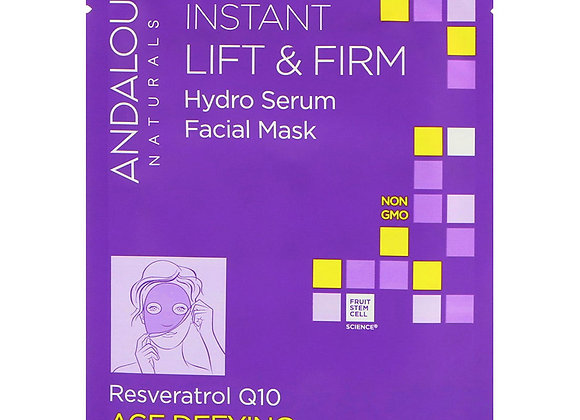 Facial Sheet Mask Instant Life & Firm