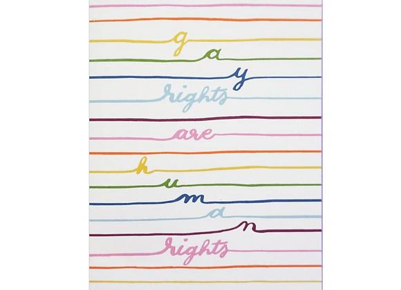Gay Rights Card