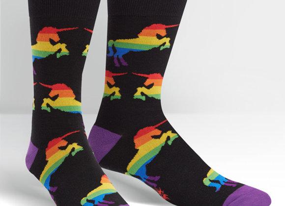 Men's Crew Pride & Fabulousness Socks