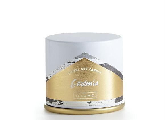 Gardenia Tin Candle