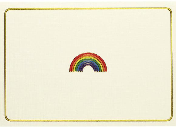 Rainbow Blank Boxed Cards