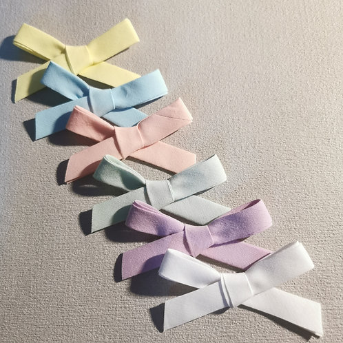 Pastel Lucy Bow