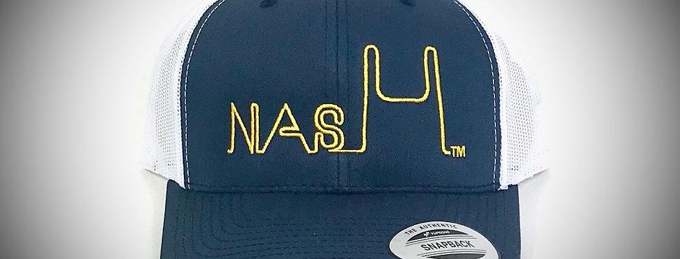 """Neon Nash"" Hat - Predator Colors"