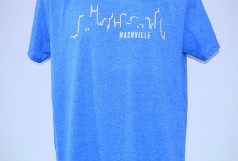 Nashville Skyline Unisex Crew