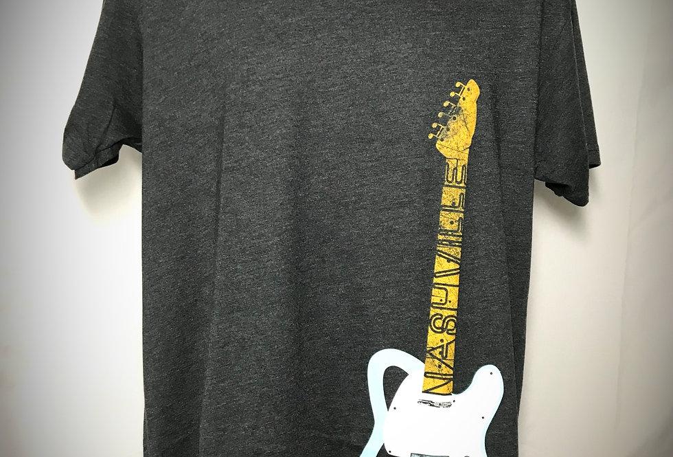 Telecaster Guitar Unisex V-Neck