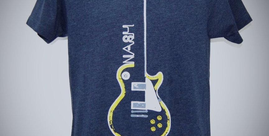 Les Paul Guitar Unisex V-Neck