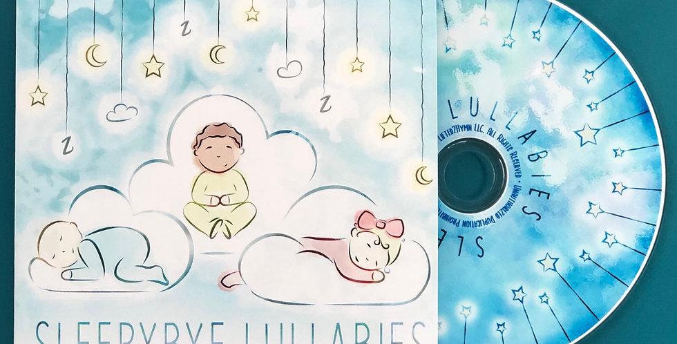 Sleepybye Lullabies CD