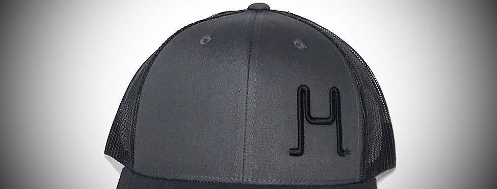 Puff Embroidery Logo Hat
