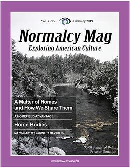 February 2019 v 3 n 1 NormalcyMag main-p