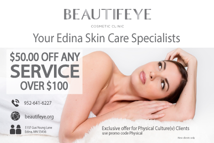 Get your BEAUTIFEYE on - $50 off
