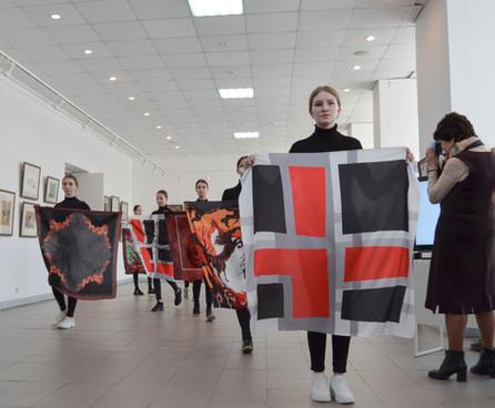 Выставка в Костроме