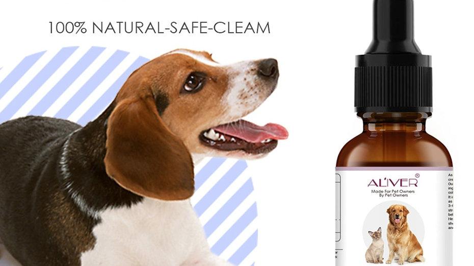 30ML Hemp Oil for Dogs Calming