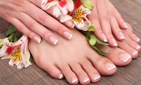 Spa Combo / spa manicure & spa pedicure