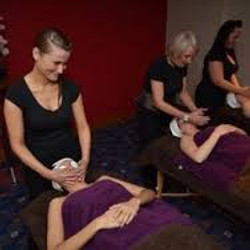 Nelson day spa Group Facial