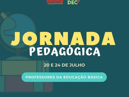 REDEC PROMOVE JORNADA PEDAGÓGICA EM BETÂNIA