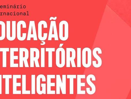 ReDEC participa do II Seminário Internacional Educação e Territórios Inteligentes em Portugal.