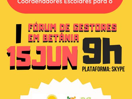 REDEC FECHA PARCERIA COM A PREFEITURA DE BETÂNIA