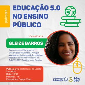 EDUCAÇÃO 5.0 NO ENSINO PÚBLICO