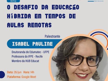 OS DESAFIOS DA EDUCAÇÃO HÍBRIDA EM TEMPOS DE AULAS REMOTAS