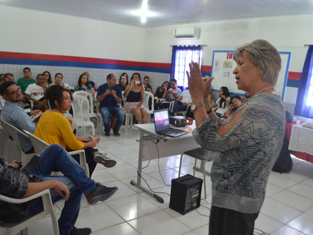 I Seminário Institucional do Programa Residência Docente em Ensino de Ciências.