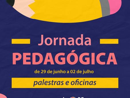 REDEC PROMOVE JORNADA PEDAGÓGICA EM GLORIA DO GOITÁ