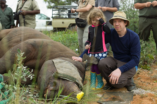 Robin & Nora with Black Rhino.jpg