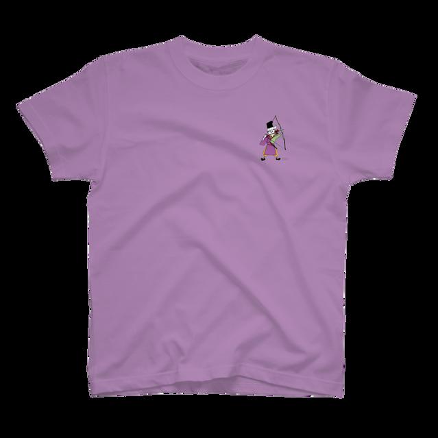 秀郷弓_Tシャツ紫.png