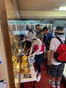 8月街歩き 資料写真2_二荒山神社社務所内