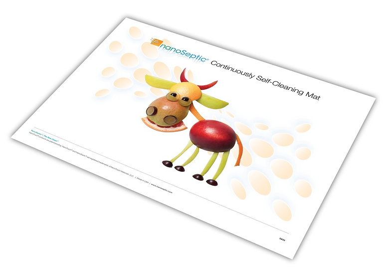 """Student & Kids Placemat [ 9""""x 12"""" ]"""