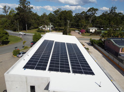 Cooroy rooftop