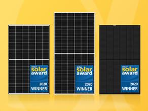 REC Alpha Panel wins 'Best Solar Panel' in the World