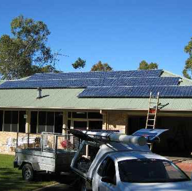 Bundaberg solar install