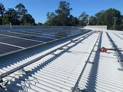 Cooroy installation rails 2
