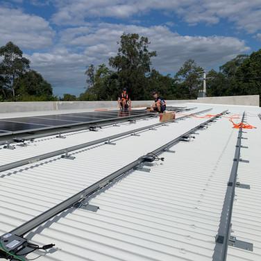 Cooroy installation rails_crew