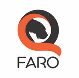QFaro - Logotipo Quadrado - Fundo Branco