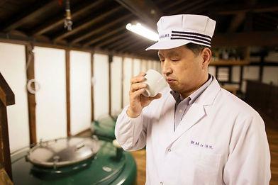 KIRINZAN JUNMAI, Toji, importation privée de saké, Monsieur Saké, japanese sake, tanrei, junmai, Niigata.