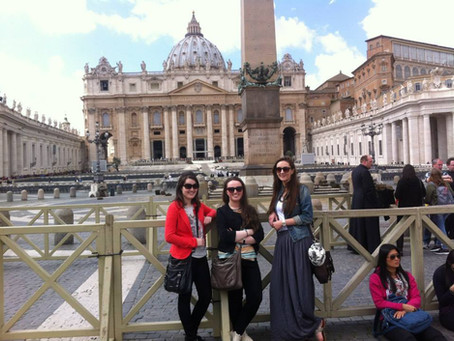 UNIV Conference in Rome
