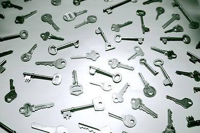 New Spare Keys