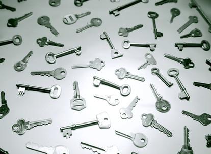 Perte des clés: l'assurance habitation à la rescousse