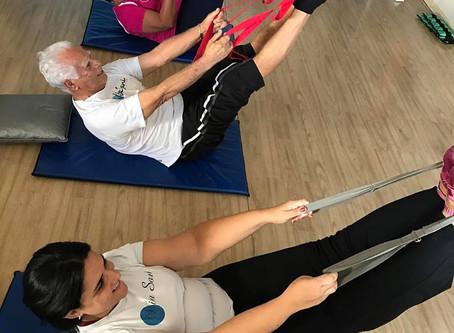 Existe idade certa para fazer Pilates?