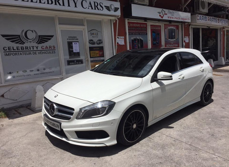 MERCEDES CLASSE A 180BE AMG LINE