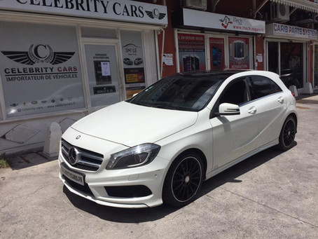 MERCEDES CLASSE A 180BE AMG LINE 15000€