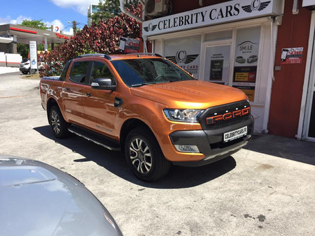 FORD WILDTRAK 3,2 TDCI DC