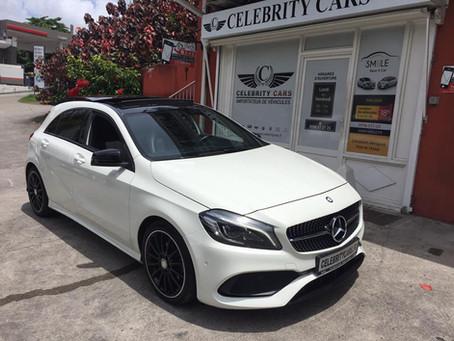 MERCEDES A 200BE AMG LINE