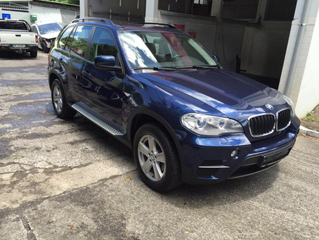 BMW X5 XDRIVE 30D LUXE