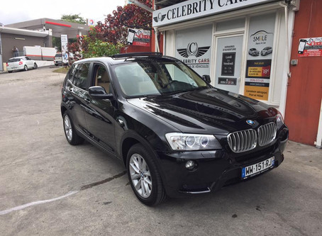 BMW X3 XDRIVE 30D LUXE