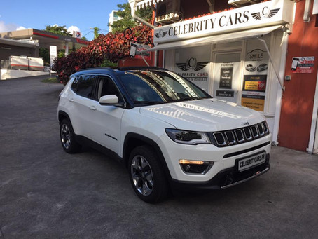 JEEP COMPASS LIMITED 2,0 MULTIJET